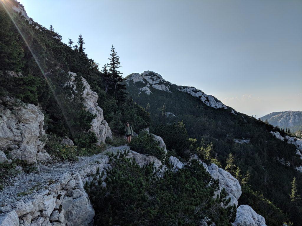 Wandern Velebit Kroatien