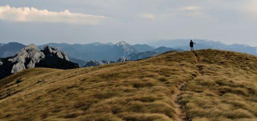 Wandern Velebit Kroatien Via Dinarica