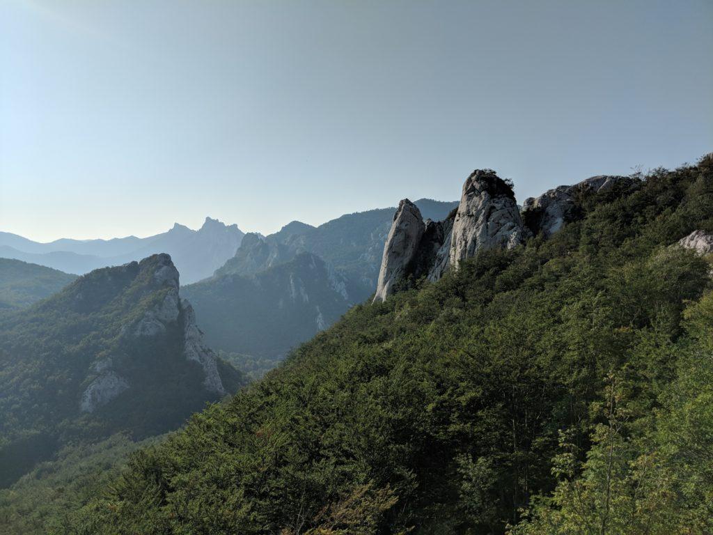 Wandern Velebit Kroatien Berge