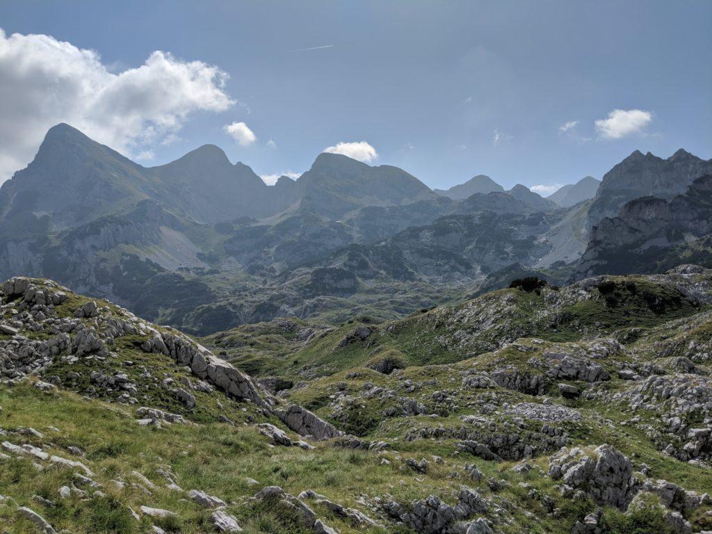 Via Dinarica in Montenegro